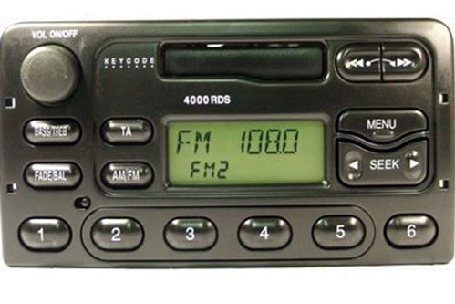 Ford 4000 RDS Radio