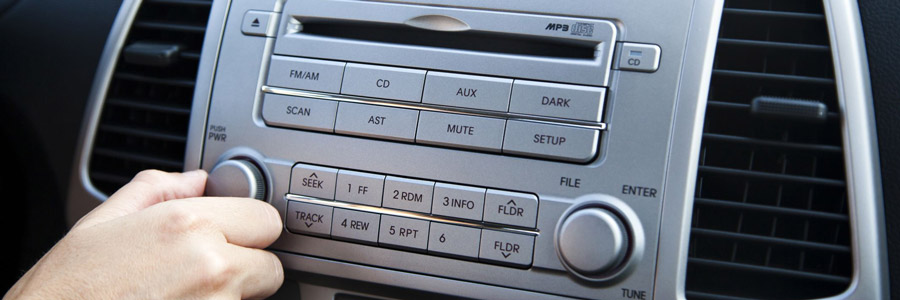 How To Enter a Car Radio Code.